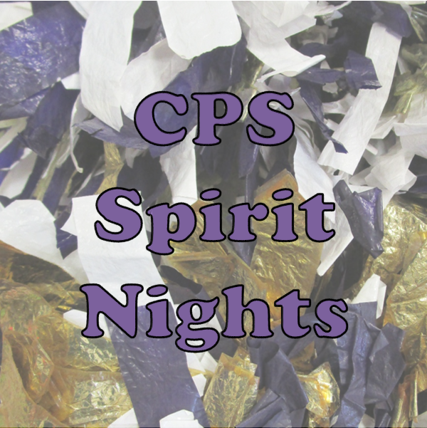 For CPS Spirit Night Dates and Locations Click Here