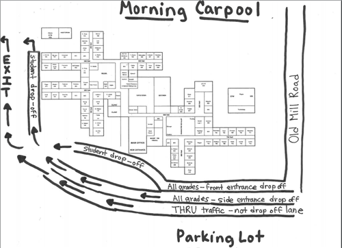 morning carpool