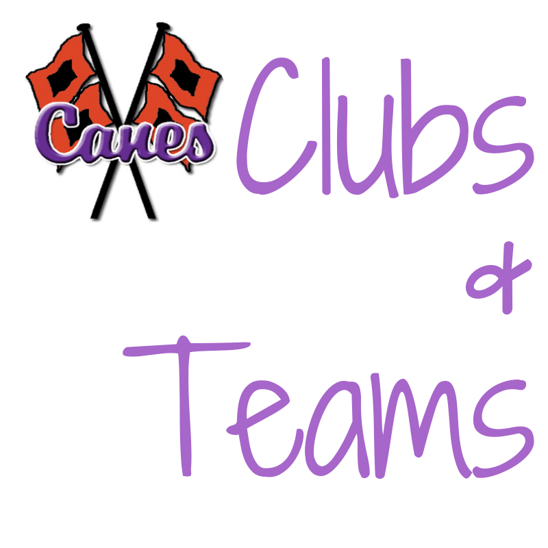 Clubs and Teams
