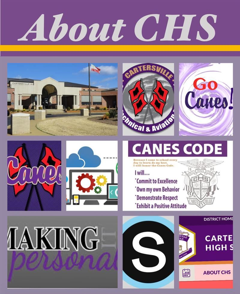 About CHS collage