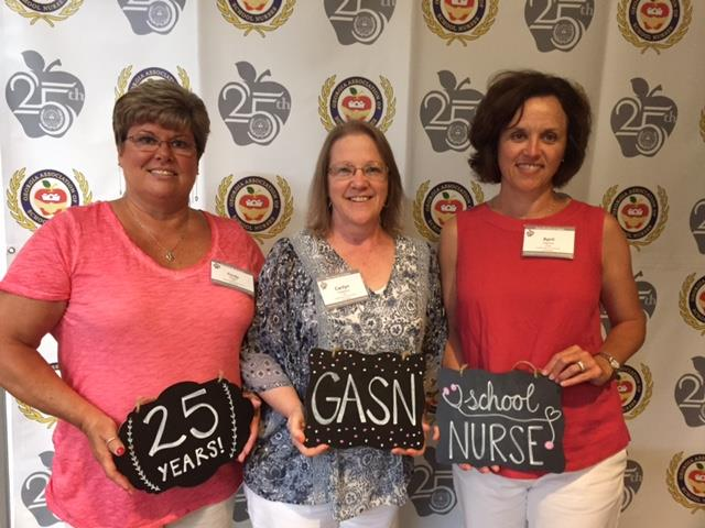 School nurses attend 2017 GA School Nurse Conference