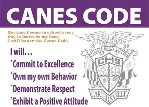 Canes Code