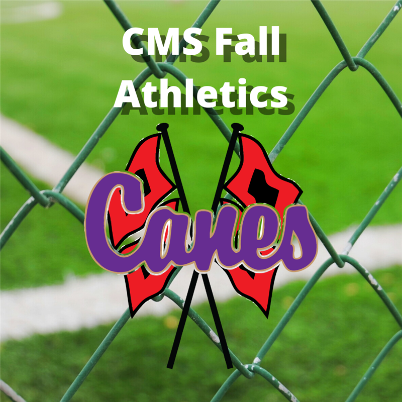 CMS Fall Athletics Info