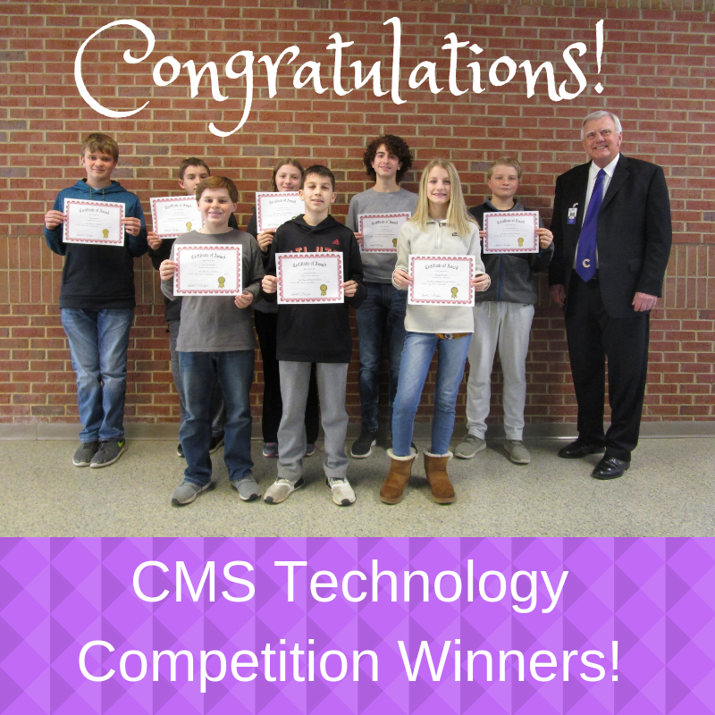 CMS Technology Competition Winners