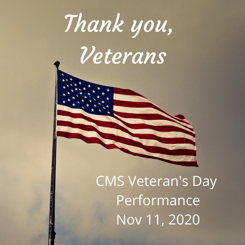 CMS Veteran's Day Celebration