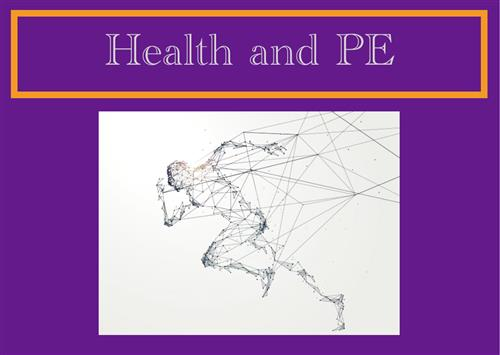 Health and PE logo