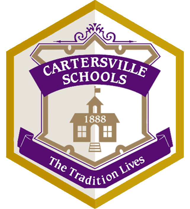 Cartersville City Schools logo