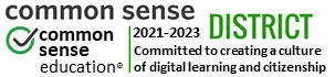 Common Sense Education Certified District Digital Citizenship